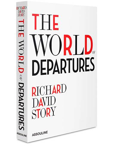 Assouline The World of Departures Book