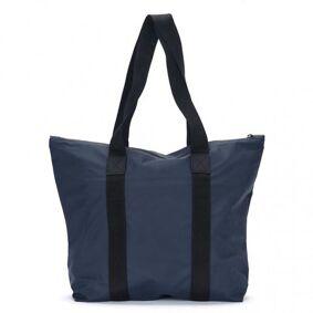 Rains Tote Bag Rush - BlueBlå