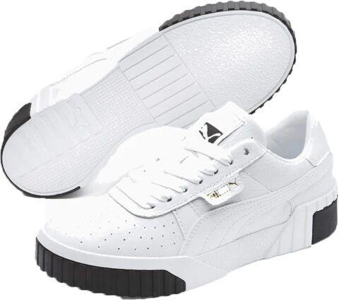 Puma Cali - White Black