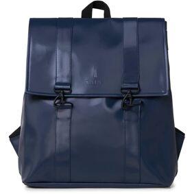 Rains Msn Bag - Shiny Blue