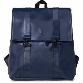 Rains Msn Bag - Shiny BlueBlå