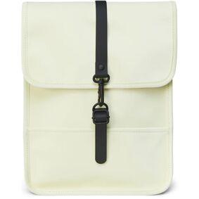 Rains Backpack Micro - PearlHvit