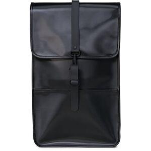 Rains Backpack - Shiny Black