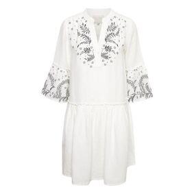 Part Two SophiaPW Dress - Bright WhiteHvit