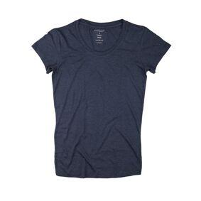 The Product Women's T-shirt - Blue MelangeBlå