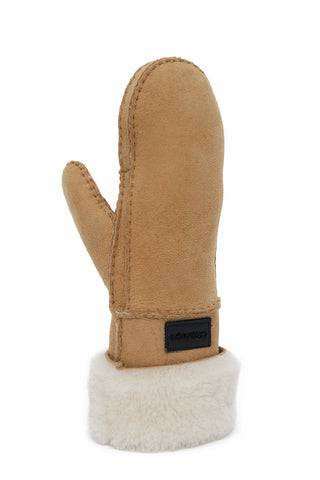 Cedrico Miss Shearling Suede - Camel