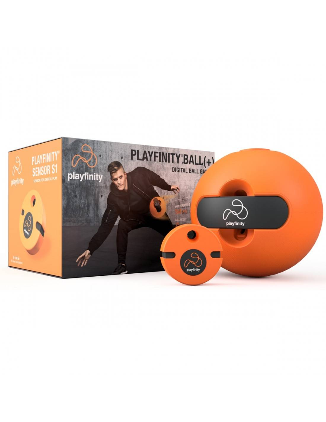 Playfinity Ball A-98 Bundle Med S1 Sensor