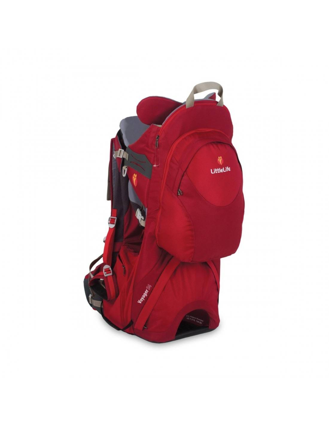 Littlelife Bæremeis Voyager S4 Child Carrier