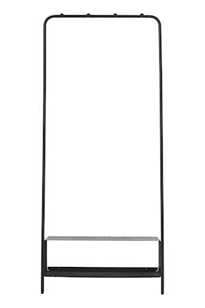 House Doctor Klesoppheng Ways 74x32x170 cm - Svart