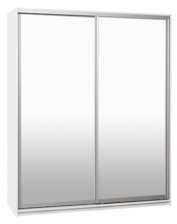 Hiipakka Ida garderobe – 180, speil/speil