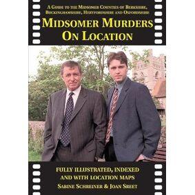 Midsomer Murders on Location by Sabine Schreiner