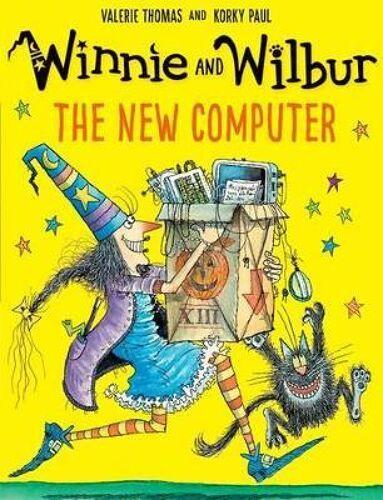 Winnie and Wilbur: The New Compu...