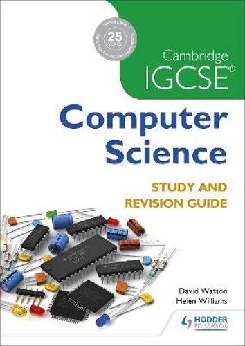 Cambridge IGCSE Computer Science...