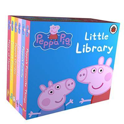 Peppa Pig: Little Library by Peppa Pig