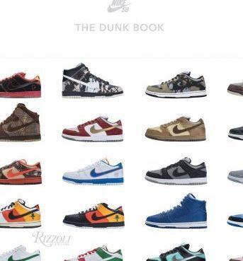 Nike SB: The Dunk Book by Sandy Bodecker