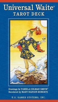 Universal Waite Tarot Cards by Stuart R Kaplan