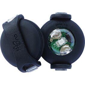 Curli Luumi LED-lampe for hundehålsband/kobbel 2-pack