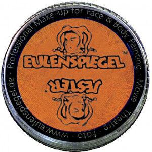 Eulenspiegel Ansiktsmaling, 20 ml, pearlised orange