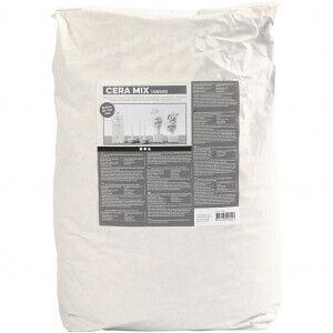 Diverse Cera-Mix Standard modellgips, 25 kg, lys grå