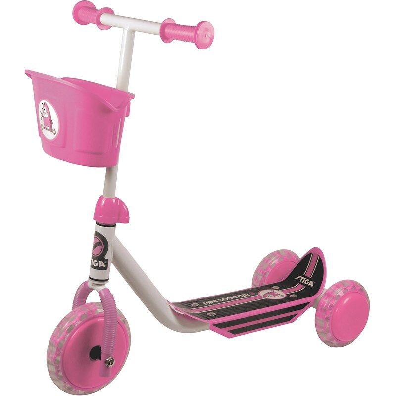 Stiga Scooter, Mini, Rosa 24 mnd - 4 år