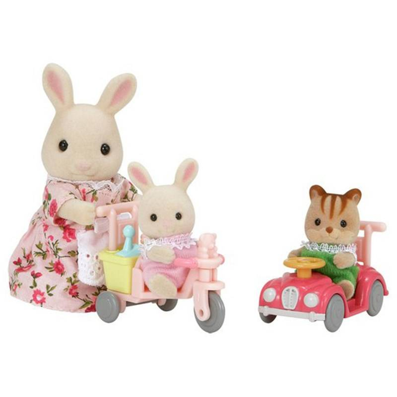 Sylvanian Families Ride and Play, Lekestund for Babyer One Size