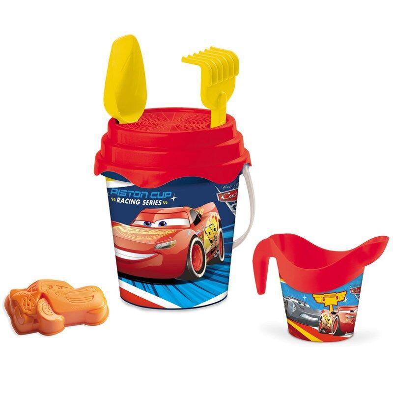 Disney Pixar Cars Disney Pixar Cars 3 Strandbøtte Vannkanne 12 mnd - 3 år