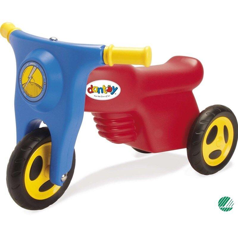 Dantoy Motorsykkel med 3 hjul, Sparkekjøretøy 24 mnd - 6 år