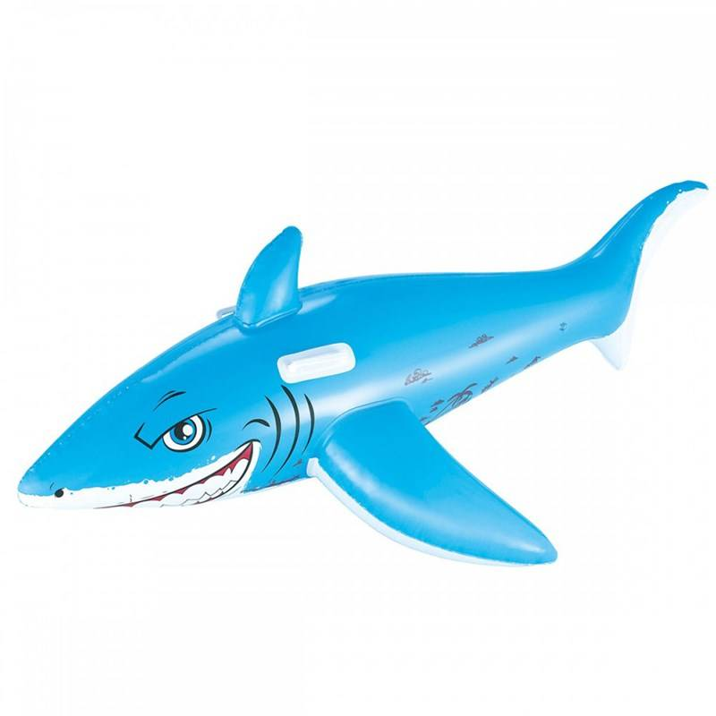 Bestway Great White Shark Ride-On 183x102 cm 3 - 5 years