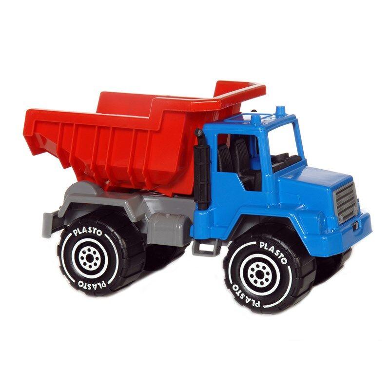 Plasto Truck, Blue/Red 24+ months
