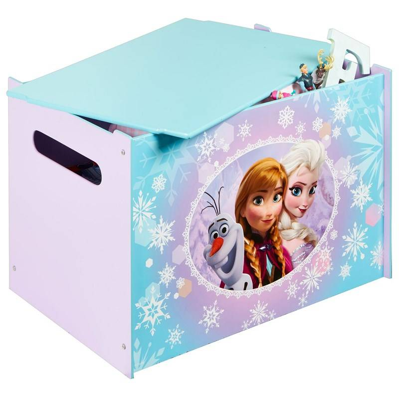 Disney Frozen Disney Frozen, Oppbevaringsboks i tre One Size