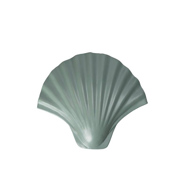 By On Hook Shell Green One Size