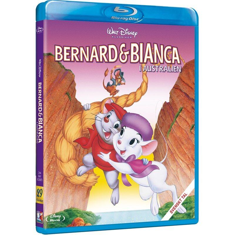 Disney Bernard & Bianca i Australien, Disneyklassiker 29 (BD) 0+ years