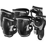Stiga Beskyttelsessett, Comfort, 3-pack, Svart L