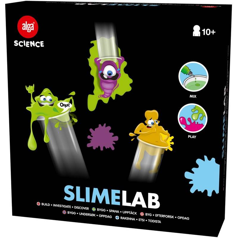 Alga science Slime Lab 10 - 15 years