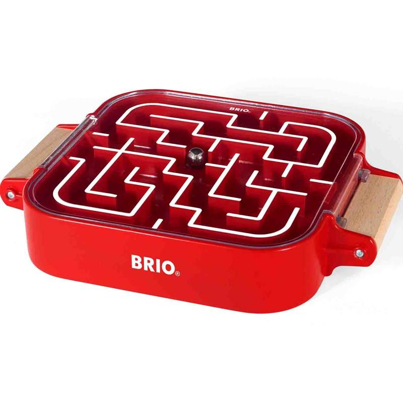 BRIO® Games - 34100 Lukket labyrint 3 - 8 years