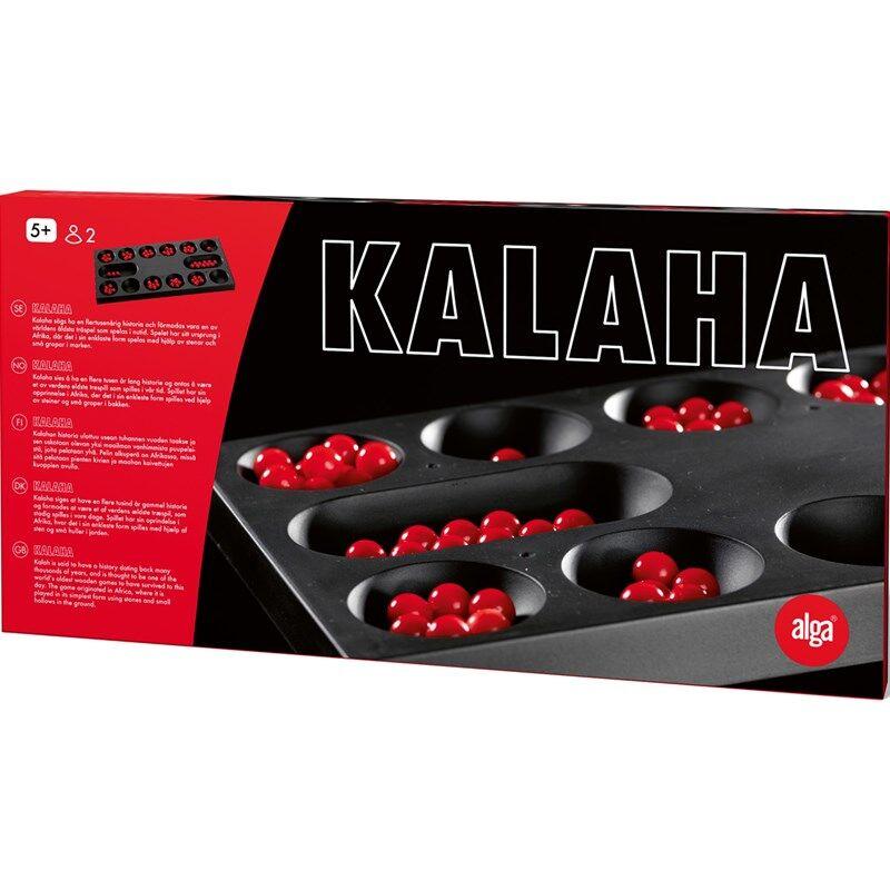 Alga Spill, Kalaha 8+ years