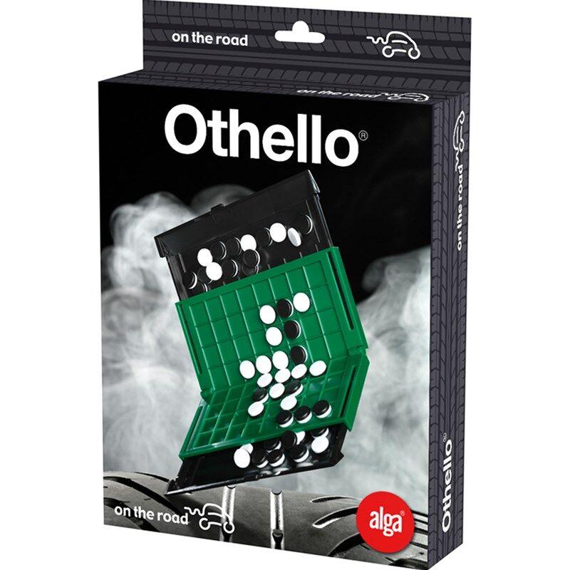 Alga Othello 3D, Reisespill 8+ years