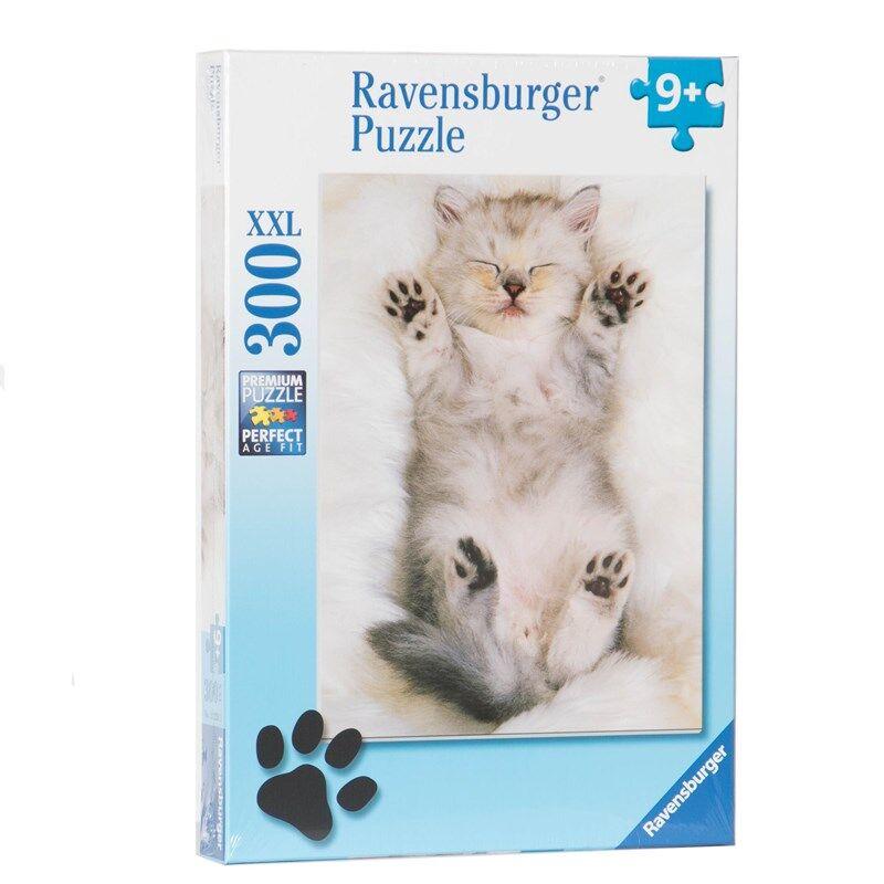 Ravensburger Puslespill Cuddly Kitten 300 biter 9 - 12 years