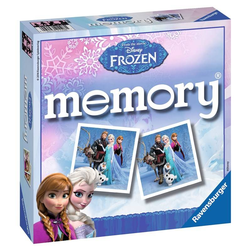 Ravensburger Memory, Disney Frozen 5+ years