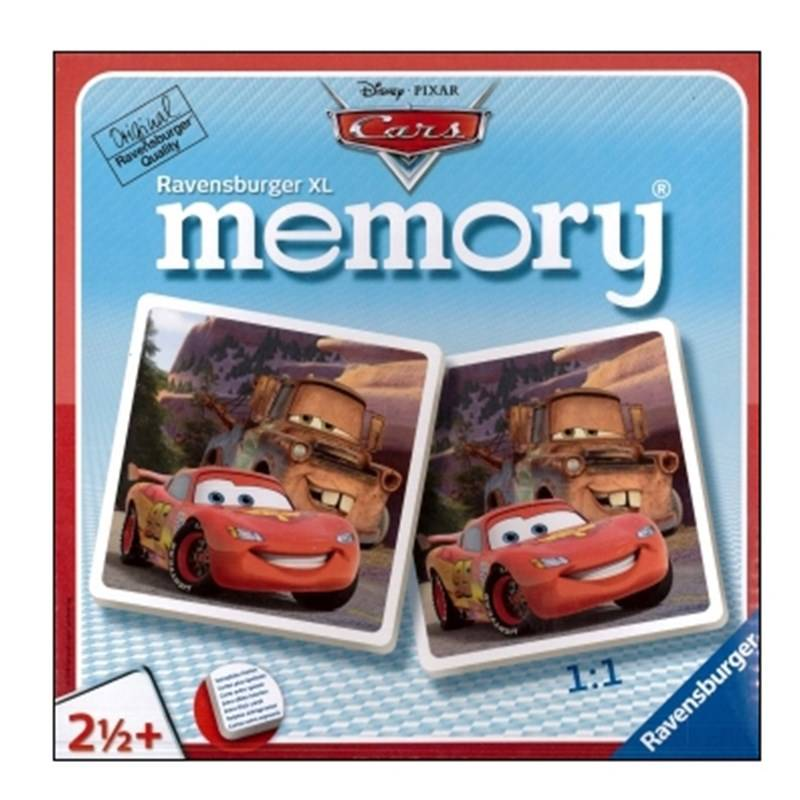Ravensburger Memory Disney Cars XL One Size