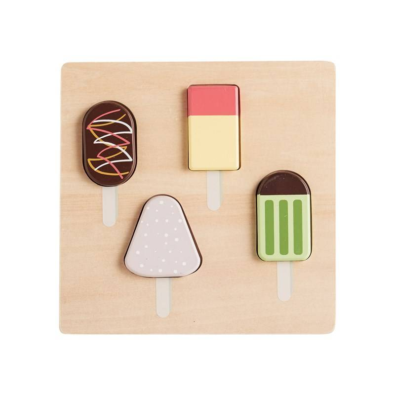 Kids Concept Puzzle, Ice Cream One Size