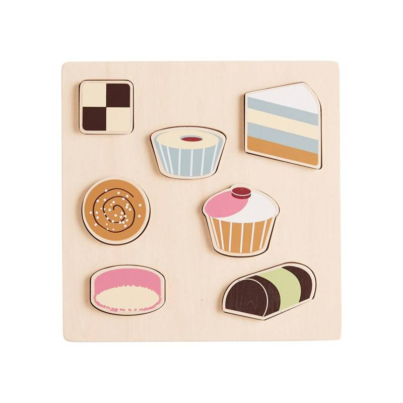 Kids Concept Puzzle, Swedish Fika One Size