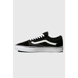 Vans Comfycush Old Skool Sneakers Black/True White