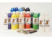 [NORDIC Brands] Startsett REDIMIX II maling og tilbehør