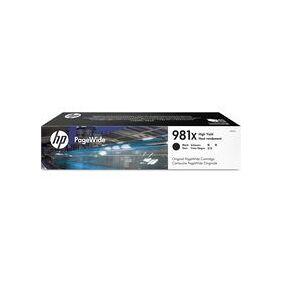 HP Blekk HP L0R12A No 981X Svart