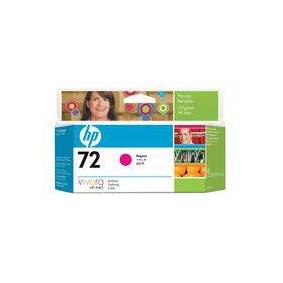 HP Blekk HP 72 C9372A rød