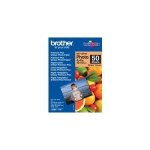 Brother Fotopapir BROTHER BP71 gloss 10x15 (50)