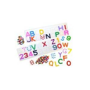 [NORDIC Brands] Perleplate ABC/tall 30mm (5)