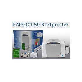 Fargo Kortprinter FARGO C50