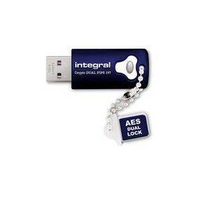 INTEGRAL MEMORY Minne INTEGRAL Cryp DualFIPS USB3.0 16G